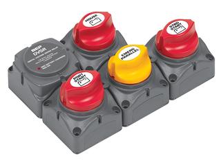 718-140A-DVSR Sistema de Gestão de Carga de Baterias