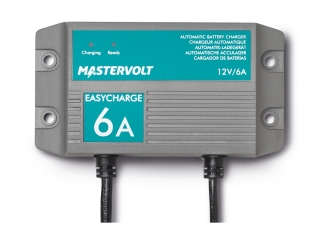 EasyCharge 6A - Carregador de Baterias de 6A à Prova de Água