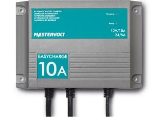 EasyCharge 10A - Carregador de Baterias de 10A à Prova de Água