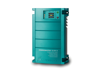 ChargeMaster 12/25 - Carregador de Baterias 12V | 25 A de 3-etapas