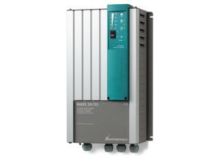Mass 24/25-2 DNV - 24V | 15 A | 2 Outlet Battery Charger (DNV Approval)