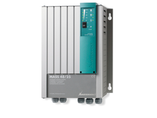 Mass 48/25 - 48V | 25 A | 1 Outlet Battery Charger
