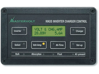 Masterlink MICC - Advanced battery monitor