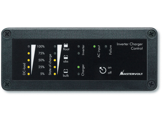 Painel remoto CC, c/indicador de carga p/IVO Compacto