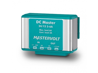 DC Master 24/12-3 – Stabilized Non-Isolated 24/12V | 3 A DC-DC Converter