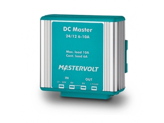 DC Master 24/12-6 – Stabilized Non-Isolated 24/12V | 6 A DC-DC Converter