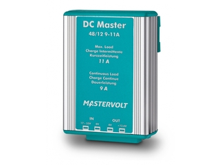 DC Master 48/12-9 – Stabilized Non-Isolated 48/12V |9 A DC-DC Converter