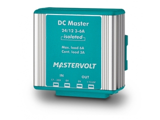 DC Master 24/12-3 – Stabilized Isolated 24/12V | 3 A DC-DC Converter