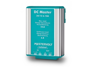 DC Master 24/12-6 – Stabilized Isolated 24/12V | 6 A DC-DC Converter