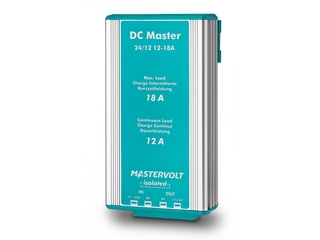 DC Master 24/12 12-18A