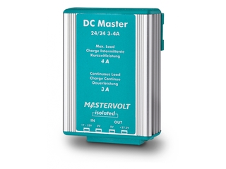 DC Master 24/24-3 – Stabilized Isolated 24/12V | 3 A DC-DC Converter