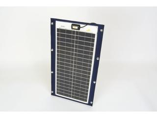 TX-12039 - Painel Solar Desdobrável de 38Wp e 12V c/ Rebordo Têxtil