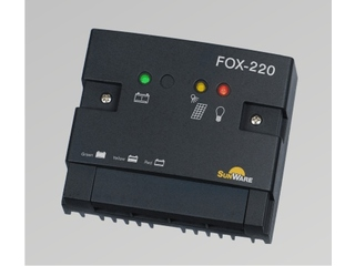 FOX-220 Solar Charge Regulator up to 20 A