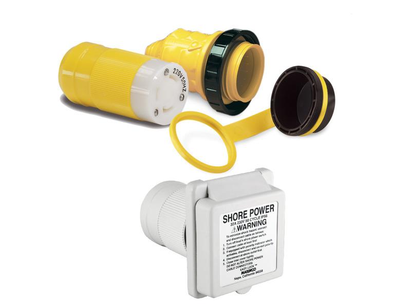 Connector Kit, 32A 230V