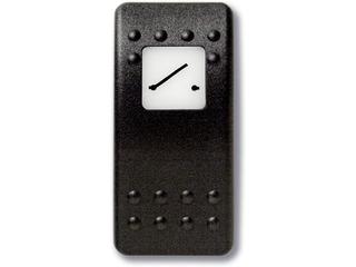 Botão estanque com legenda (pictograma) - masterswitch.
