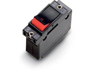 Disjuntor tipo AD 1P, vermelho 35A