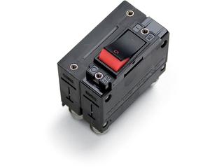 Disjuntor tipo AD, 2P, vermelho 40A