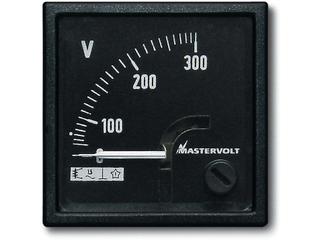 Voltímetro AC 0-300V