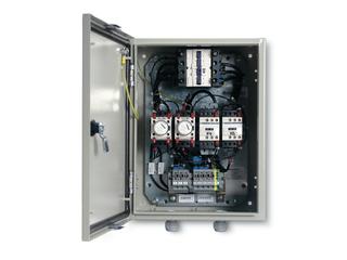 Sistema de transferência  para IVET 120/230 V - 9 kW