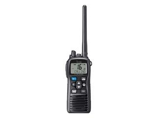 IC-M73PLUS – Handheld VHF Marine Transceiver w/ Last Call Recording & Active Noise Cancelling