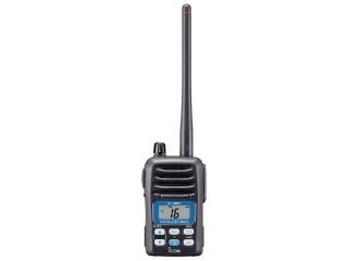 IC-M87 ATEX Handheld VHF/PMR Marine Transceiver Radio