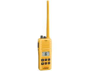 IC-GM1600E: GMDSS Survival Craft 2-Way VHF Radio