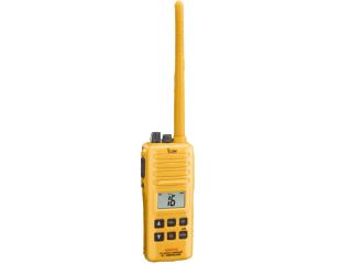 Radiotelefone portátil VHF Marítimo de Emergência IC-GM1600E