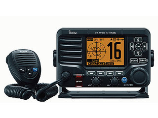 IC-M506 - VHF/DSC marine transceiver with NMEA 2000 connectivity and AIS receiver