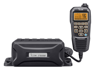IC-M400 BB - Black Box VHF/DSC Marine Transceiver