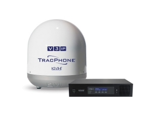 TracPhone V3-IP - mini-VSAT Broadband Marine System