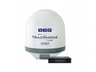 TracPhone V7-IP - mini-VSAT Broadband Marine System