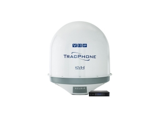 TracPhone V11 IP - mini-VSAT Broadband Marine System