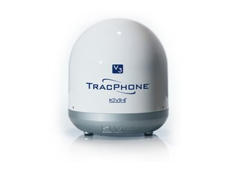 Dome de Antena TracPhone V3