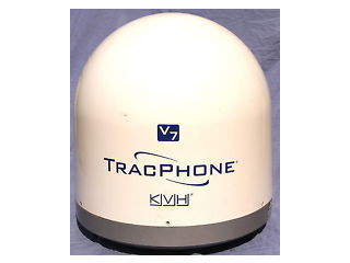 Dome de Antena TracPhone V7