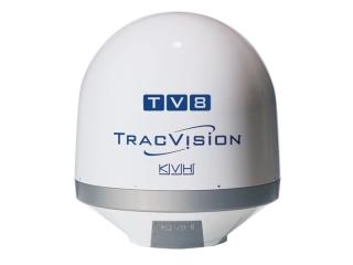 Antena de TV Satélite TracVision TV8, LNB Quad, skew automático e GPS