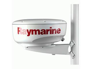 Suporte fixo de montagem em mastro para antenas de radome Raymarine de 18