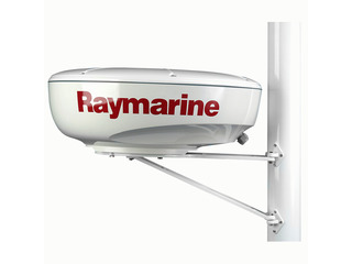 M92698 - Suporte fixo de montagem em mastro para antenas de radome RD424D/RD424HD