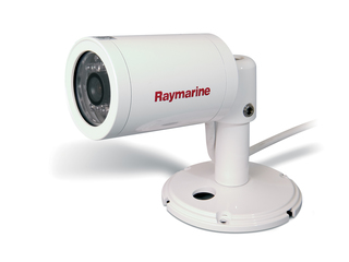 CAM100 - CCTV Day and Night Reverse Image Video Camera (PAL format)