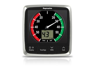 Display de instrumentação analógico e digital i60 Wind