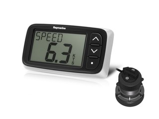 i40 Speed Pack, with P371 Speed/Temp Through Hull Transducer