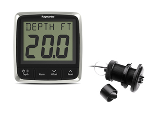 i50 Speed Pack, with P120 Retractable Speed/Temp Through Hull Transducer