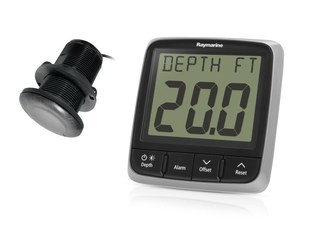 i50 Depth Pack, with P19 Depth Through Hull Transducer