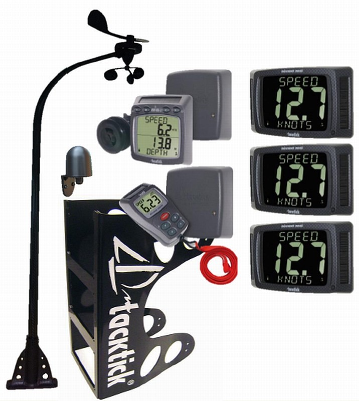 Performance Pack 50 - Tacktick Wireless Performance 50 Pack