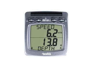 Tacktick T111 - Display Digital Dual de Instrumentação Multifunções s/ Fios