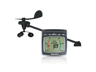 Sistema de Vento Multi - interface T112 + transmissor de vento T120