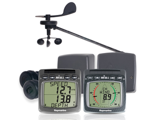 T104 -  Wireless Speed, Depth, Wind and NMEA System