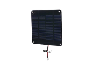 Painel Solar Externo para Transmissores Micronet100. (9V - 108x108mm)