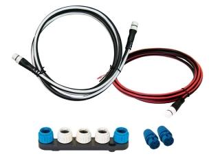 Kit básico para instalação duma rede SeaTalkNG