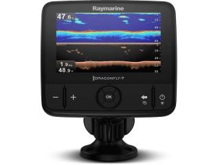 Dragonfly 7 PRO - Sonda/GPS/Plotter com transdutor