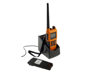 RÁDIO DE VHF DE EMERGÊNCIA GMDSS R5 -PACK A